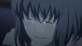 ReLIFE8話ほのかちゃんの泣き顔